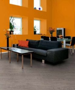 Luvanto Washed Grey Oak Click Vinyl Flooring