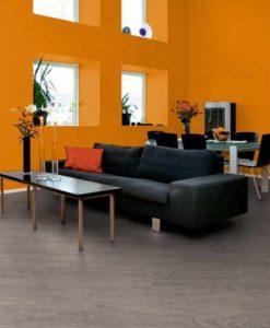 Luvanto Washed Grey Oak Click Vinyl Flooring