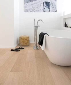 Quick-Step Impressive Ultra White Varnished Oak Laminate Flooring IMU3105