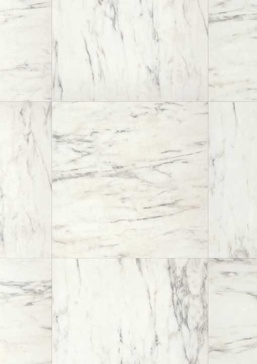 Quick-Step Arte Marble Cararra Tile Laminate Flooring uf1400
