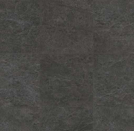 Quick-Step Exquisa Slate Black Tile Laminate Flooring exq1550