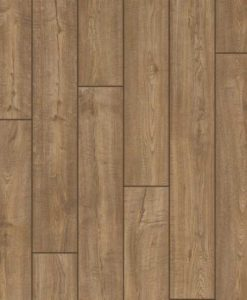 Quick-Step Impressive Scraped Oak Grey Brown Laminate Flooring 1M1850