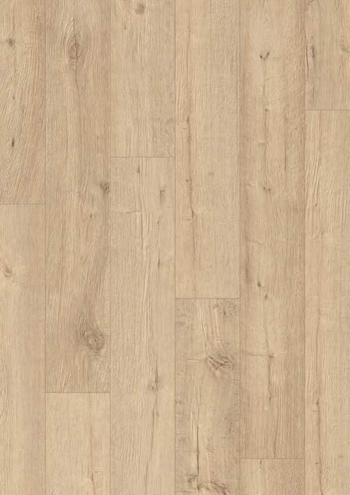 Quick-Step Impressive SandBlasted Oak Natural Laminate Flooring IM1853