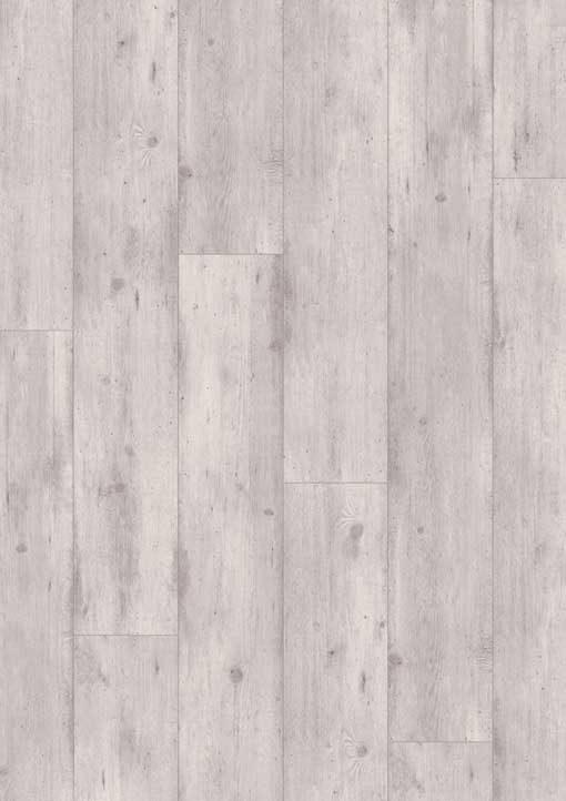 Quick Step Impressive Concrete Wood, Laminate Wood Flooring Light Grey