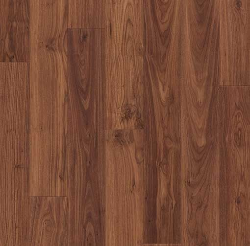 Quick Step Perspective Oiled Walnut Planks Laminate Flooring Wood