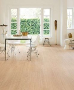 Quick-Step Perspective Wide Oak White Oiled Laminate Flooring ULW1538