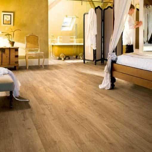Quick-Step Impressive Ultra Classic Oak Natural Laminate Flooring imu1848