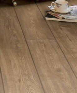 Quick-Step Impressive Ultra Scraped Oak Grey Brown Laminate Flooring imu1850