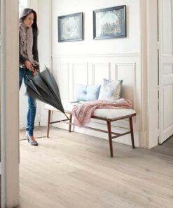 Quick-Step Impressive Ultra Soft Oak Light Laminate Flooring im1854