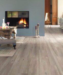 Quick-Step Impressive Ultra Saw Cut Oak Grey Laminate Flooring imu1858