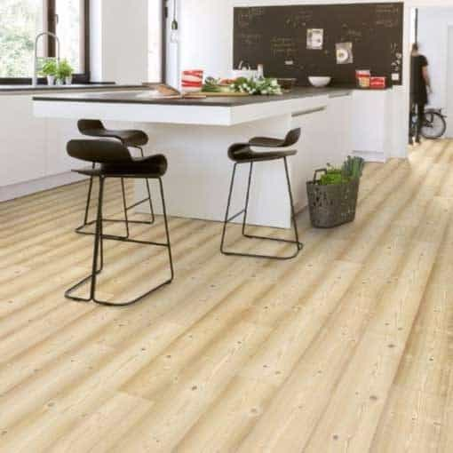Quick-Step Impressive Ultra Natural Pine Laminate Flooring imu1860