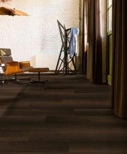 Quick-Step Perspective Wide Fumed Oak Dark Laminate Flooring ulw1540