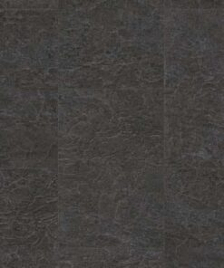 Quick-Step Exquisa Slate Black Galaxy Tile Laminate Flooring exq1551