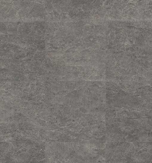 Quick-Step Exquisa Slate Dark Tile Laminate Flooring exq1552