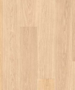 Quick-Step Largo White Varnished Oak Laminate Flooring LPU1283