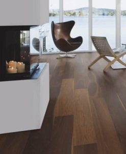 Boen Marcato Plank Castle Brushed Smoked Oak Live Natural Oil