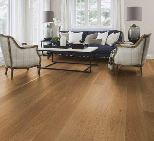 Boen Plank Andante Brushed Oak Live Natural Oil 181mm
