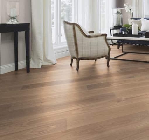 Boen Plank Animoso Oak White Live Natural Oil 181mm. Flooring / Engineered  Flooring