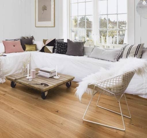 Boen Vivo Plank Oak Live Natural Oil Micro Bevelled
