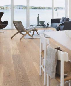 Boen White Animoso Plank Castle Oak Live Natural Oil