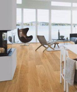 Boen Plank Castle Andante Brushed Oak Live Natural Oil