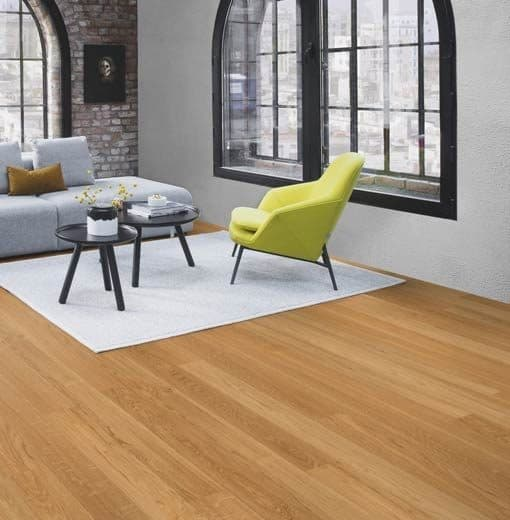 Boen Andante Plank Oak Live Natural Oil Micro Bevelled