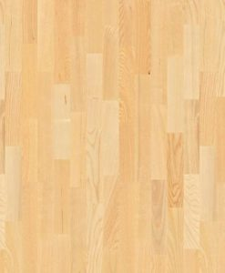 Boen Andante 3 Strip Ash Live Satin Lacquered