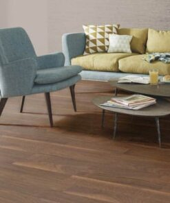 Boen 3 Strip Andante American Walnut Live Matt Lacquered
