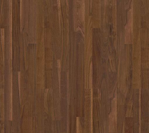 Boen 3 Strip Andante American Walnut Live Natural Oiled