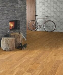 Boen 3 Strip Andante Oak Live Natural Oil