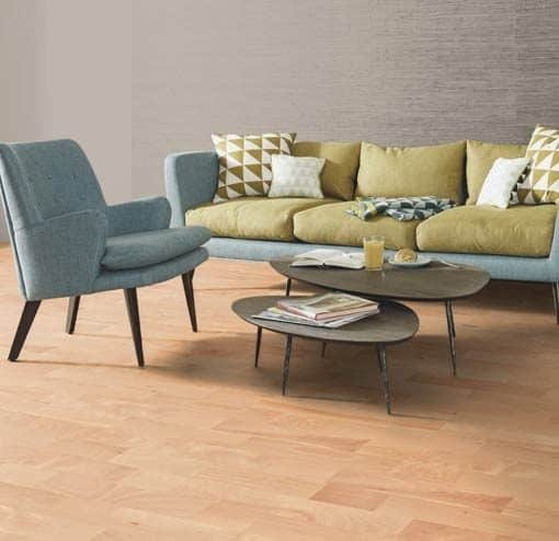 Boen 3 Strip Animoso Beech Live Natural Oiled