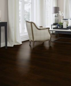 Boen 3 Strip Oak Noir Live Matt Lacquered