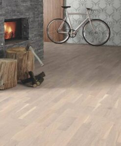 Boen 3 Strip Oak Pearl Live Natural Oil