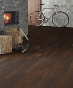 Boen 3 Strip Oak Smoked Live Natural Oiled