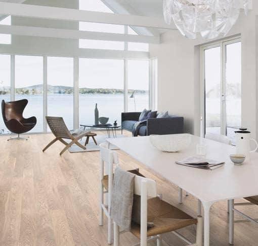 Boen Animoso Plank Oak White Live Natural Oil Micro Bevelled