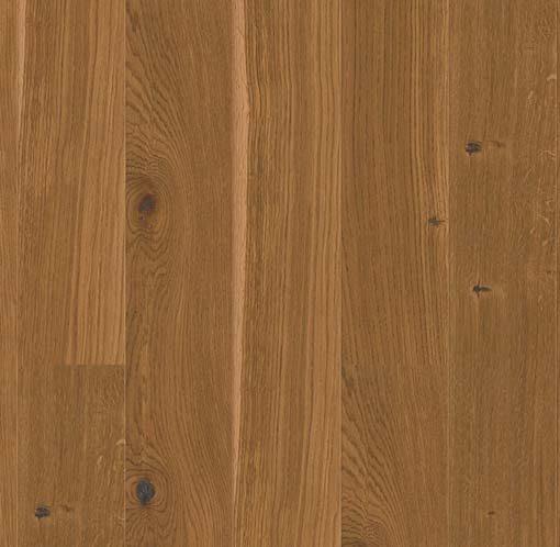 Boen Finesse Honey Oak Rustic Live Natural Oil Brushed 2 Bevel