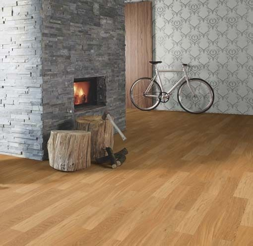 Boen Finesse Oak Nature Live Natural Oil Brushed 2 Bevel