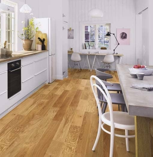 Boen Finesse Oak Rustic Live Natural Oil Brushed 2 Bevel