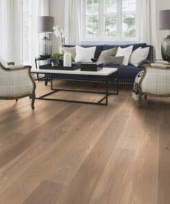 Boen Plank Animoso Brushed White Pigmented Oak Live Natural Oiled 181mm