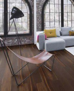 Smoked Engineered Wood Flooring