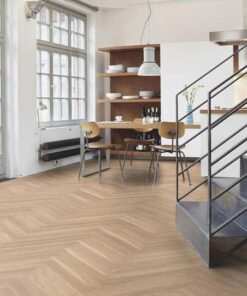 Boen Prestige Oak White Pigmented Baltic Live Natural Oil