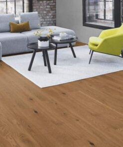 Boen Stonewashed Oak Honey Brushed Live Natural Oil 138mm