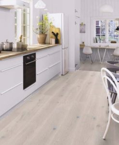 Boen Stonewashed Oak White Stone Brushed Live Natural Oil 209mm
