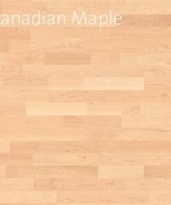 Boen Actiflex Stadium Flooring Canadian Maple T79 Lacquered