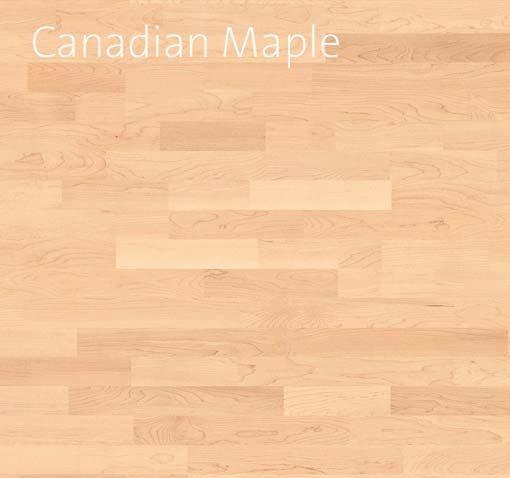 Boen Actiflex Stadium Flooring Canadian Maple T79 Lacquered