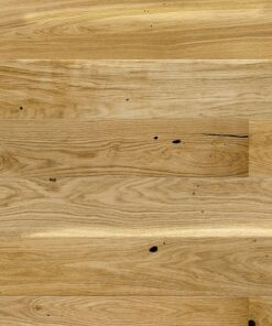 527076 Contemporary Click Engineered Holburn Oak Flooring Brushed & Lacquered