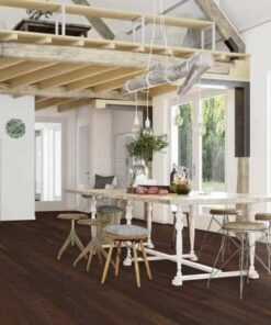 Boen Plank Andante Oak Smoked Brushed Live Pure Lacquer 138mm Flooring