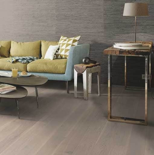 Boen Plank Oak Grey Harmony Live Pure Lacquer 138mm Flooring