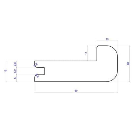 Nosing_15mm_T&G_measurements