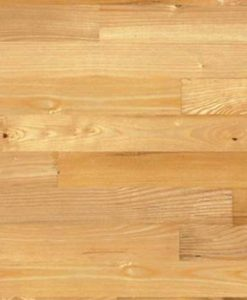 Junckers 2-Strip Ash Flooring